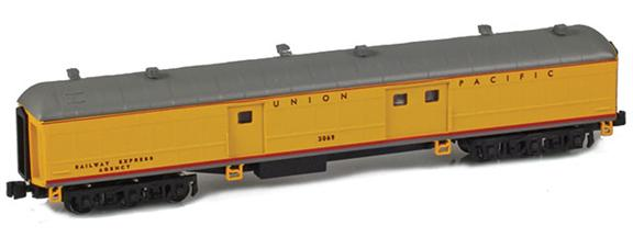 UNION PACIFIC Baggage RAILWAY EXPRESS AGENCY