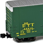 Greenville 60' Boxcar