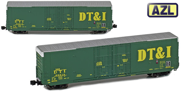 Greenville 7100 Box Car