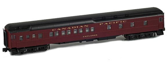 CANADIAN PACIFIC 8-1-2 Pullman Sleeper