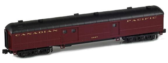 CANADIAN PACIFIC Baggage