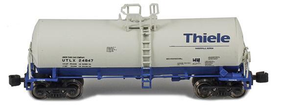 17,600 Gallon Tank Cars – UTLX - Thiele