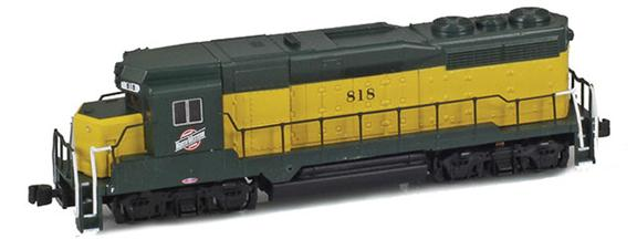 EMD GP30 – Chicago & Northwestern
