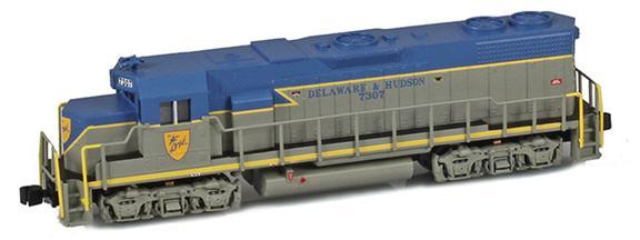 EMD GP38-2 – Delaware & Hudson