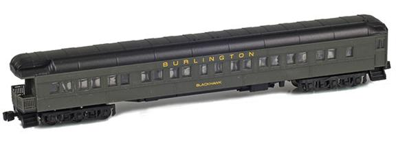 BURLINGTON Observation