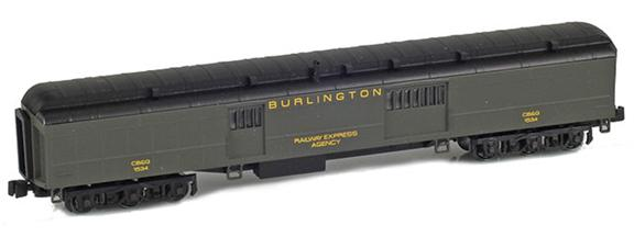 BURLINGTON Baggage REA