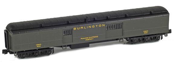 BURLINGTON Baggage REA