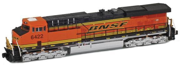 ES44AC | BNSF