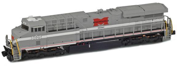 NS Heritage   Monongahela ES44AC