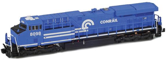NS Heritage | Conrail ES44AC 8098