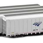 Amtrak® Auto Train Autorack