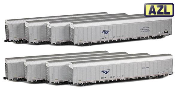 Amtrak® Auto Train Autoracks