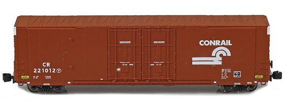 Greenville 60' Boxcars - Conrai