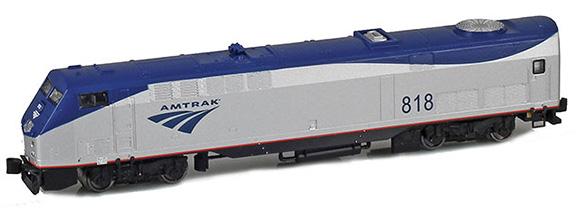Genesis P42 - Amtrak