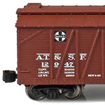 40´ Outside Braced Boxcar