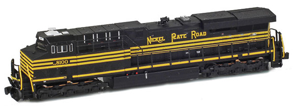 Nickel Plate Road:
