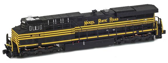Nickel Plate Road: