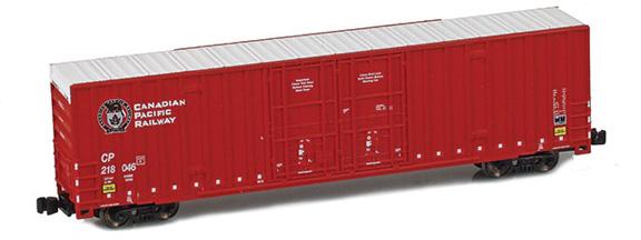 Gunderson 60' High-cube Boxcar singles - CP