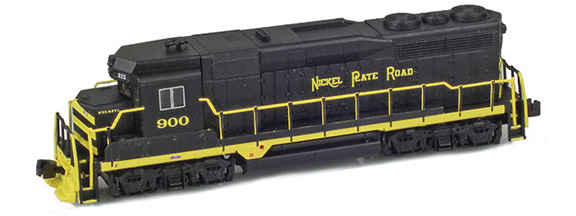 EMD GP30- Nickel Plate Road