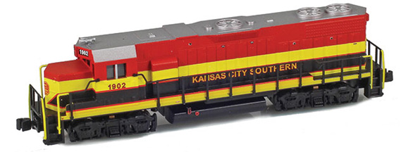 KCS GP38-2