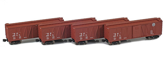40' Outside Braced Boxcar | Southern Pacific