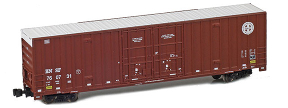 Gunderson 60' High-Cube Boxcar Singles | BNSF