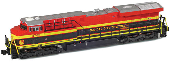 ES44AC | Kansas City Southern de Mexico
