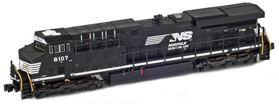 ES44AC – Norfolk Southern: