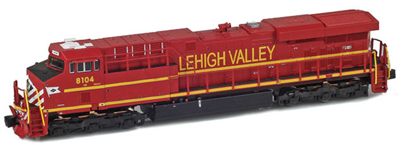 ES44AC – NS – Lehigh Valley