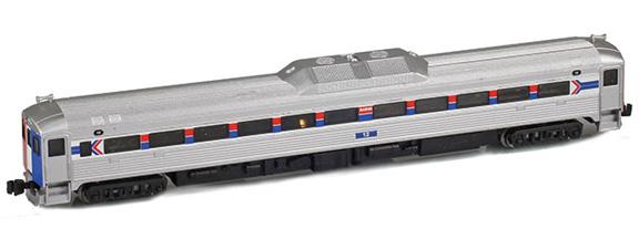 Amtrak Budd RDC