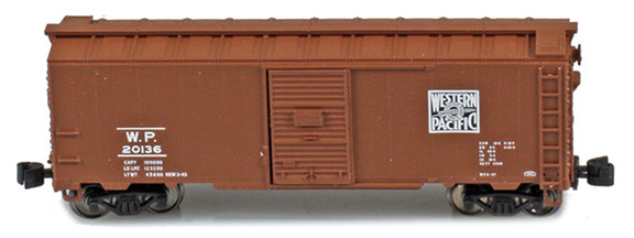 40' AAR Boxcars