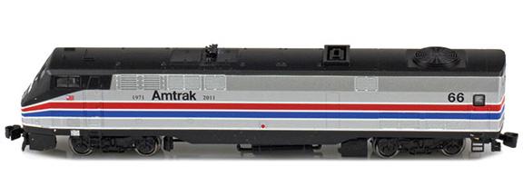 E P42 Genesis – Amtrak® Phase II Heritage