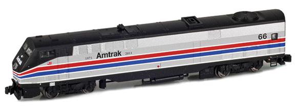 GE P42 Genesis – Amtrak® Phase II Heritage