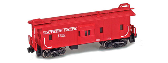 SP C-30-5 Bay Window Caboose