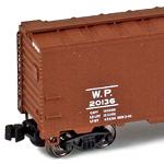 40´ AAR Boxcar
