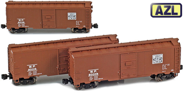 40' AAR Boxcar