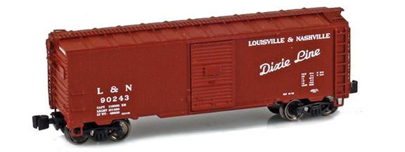 904307-1 L&N 1937 40´ AAR Box Car 90243