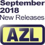 September 2018 New Releases