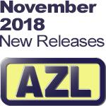 November 2018 New Releases