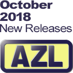 October 2018 New Releases