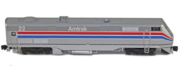 GE P42 Genesis Amtrak® Phase III