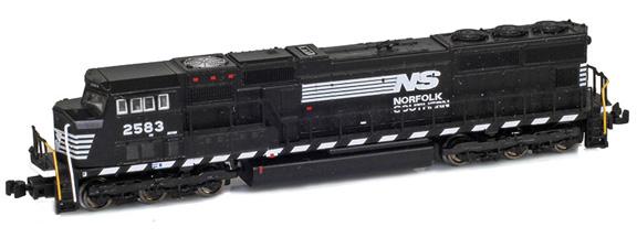 NS SD70M
