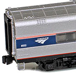Amtrak Lightweight Passenger