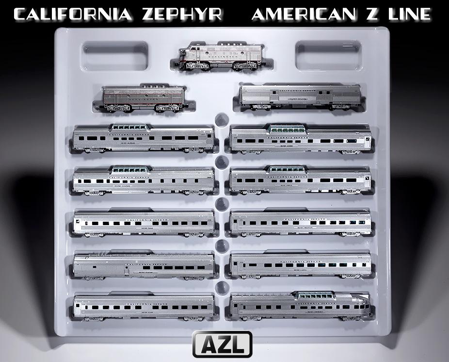 AZL California Zephyr