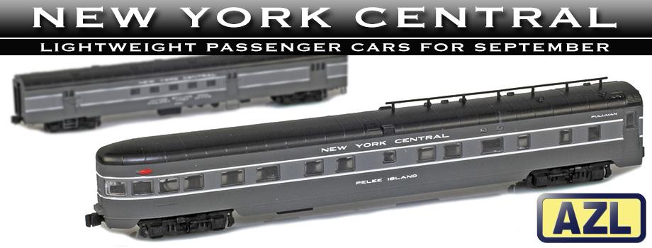 NYC Lightweight Passenger