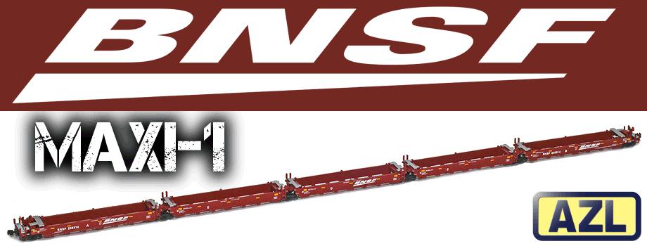 BNSF MAXI-1