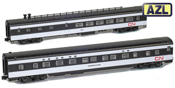 CN Lightweight Passenger