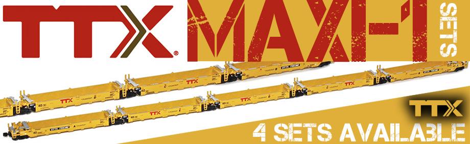 MAXI-1 TTX New Logo