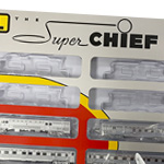 Santa Fe Super Chief Passenger