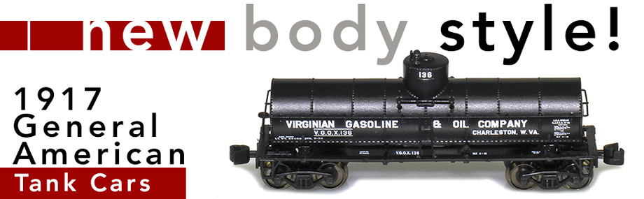 1917 8,000 Gallon Tank Cars